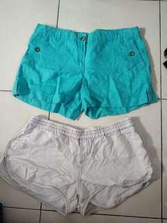 Mango & Cotton On Shorts