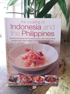 The Cooking of Indonesia and the Philippines by Ghillie Basan, Terry Tan and Vilma Laus