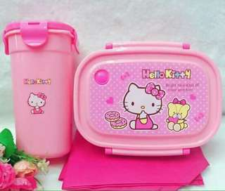 Character 3 in 1 Lunch box