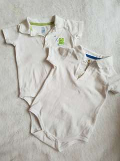 Polo Onesie bundle