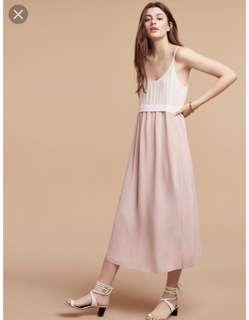 Wilfred Bisous dress- Aritzia