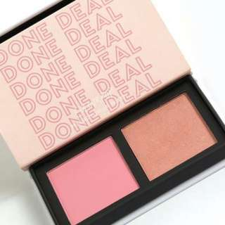 Done Deal Pressed Powder Face Duo