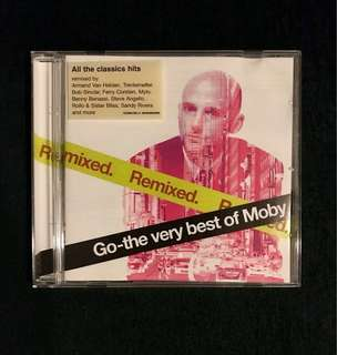 House/Trance/Techno - Moby – Go - The Very Best Of Moby (Remixed)