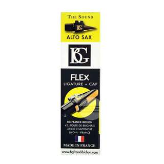 BG LFA Alto Saxophone Flex Ligature + Cap
