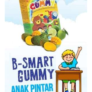 1UNIT B SMART GUMMY BY DRAZLAN