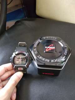 Casio G-Shock 黑色經典款