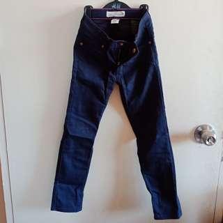 H&M girl skinny jeans
