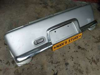 Japan Mira l5 classic rear bumper for kancil