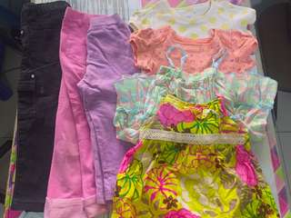 Sets for girls 2-3t