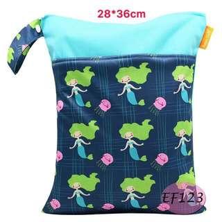 ✅Ready Stock- Wet bag/diaper bag/laundry bag