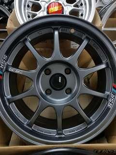 """Sport Rim SSR Type F (Copy Ori) 15"""""""