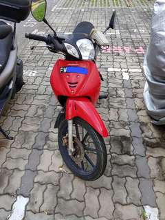 Honda Wave 125S