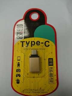 Type c 手機轉換 OTG USB