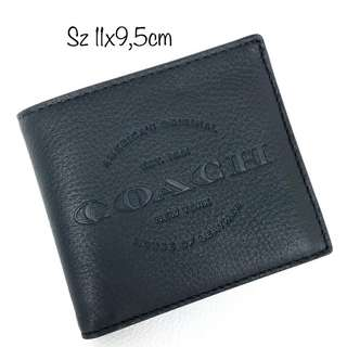 COACH MEN WALLET. BIFOLD