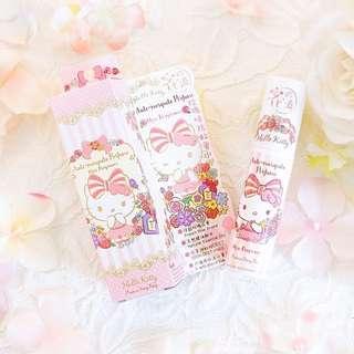花之滴 x Hello Kitty 玫瑰味防蚊香水