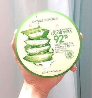 Nature Republic Aloe Vera 92% 300ml
