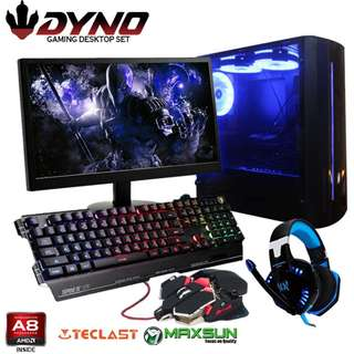 DYNO DESKTOP AMD A8-7650K COMPUTER PACKAGE J