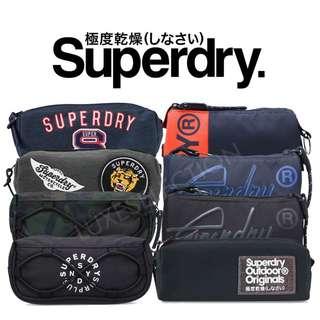 Superdry Pencil Case (100% Authentic)