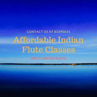 Affordable Flute Classes