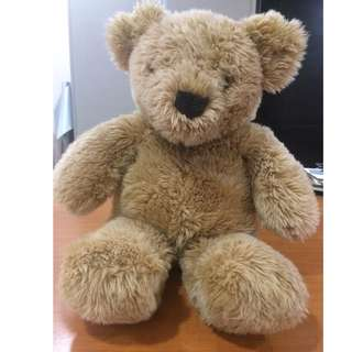 Toddler Size Stuffed Teddy Bear