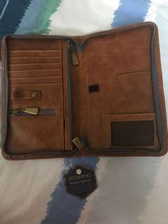 Travel wallet new moderno