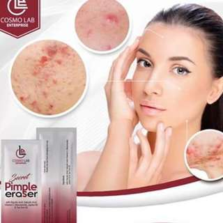 Secret Pimple Eraser