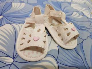 Preloved Mothercare Baby Girl Shoes