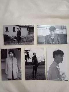 Exo - Exodus PostCard