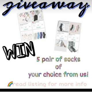 Giveaway Repost #Blessing