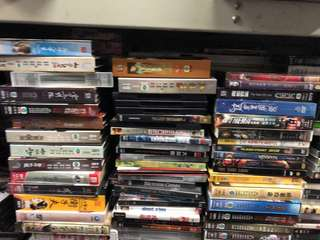 ASSORTED CHINESE DVD MOVIE