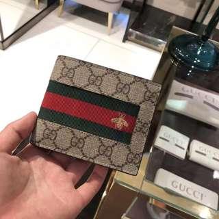 (威尼斯連線)GUCCI 短夾 NT $13000