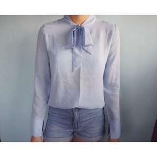 Chocker like blouse