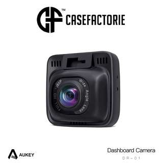 Aukey DR01 Dashboard Camera with 1080P Full HD Wide Angle Lens