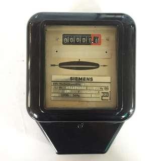 Siemens KWH Meter