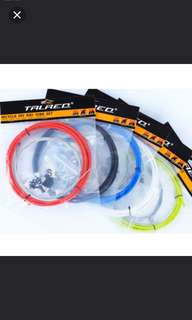 Brand New high quality Trlreq Brake cable set for Mountain bike/ Road bike/Bicycle