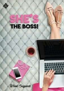She's the boss - Genitest (wiwi suyanti)