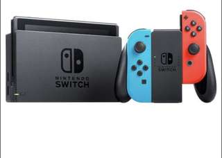 WANT TO BUY Nintendo Switch