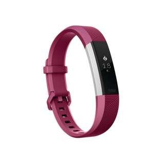 Fitbit Alta HR - 紫紅色