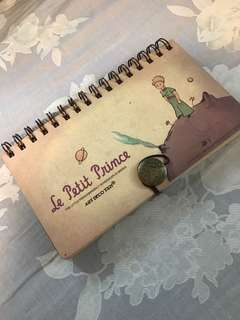 🌹 The Little Prince Weekly Planner