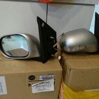 近新LIVINA自動後照鏡一組 NISSAN Nissan原廠LED自動後照鏡