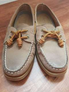Sperry's Top Sliders US 6.5 Womens Like New