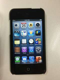 Ipod touch 4thgen 64gb