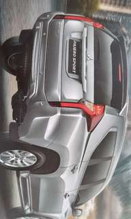 Mitsubishi Pajero Exceed Juara