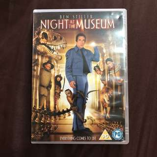 DVD: Night at the Museum