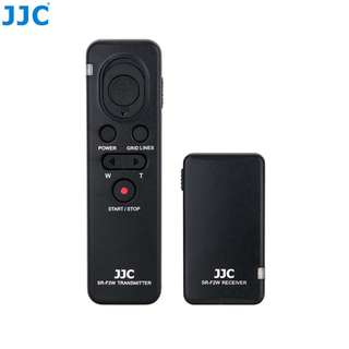 JJC SR-F2W Wireless Remote Controller for Sony A6000 A7 A6300 cameras and camcorders SLR