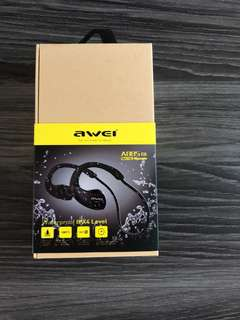 Awei 運動藍牙耳機 Awei wireless Bluetooth earphones