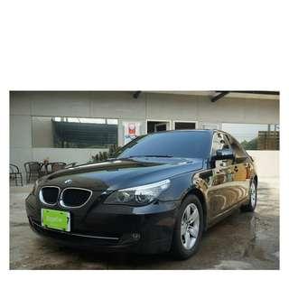 07年 BMW 520D 黑