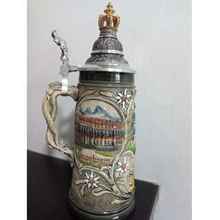 German beer stein (Made in Germany)