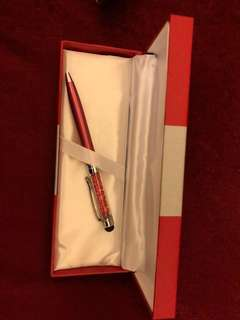 Swarovski 水晶鉛子筆