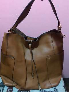 Parfois Bag with sling bag inside